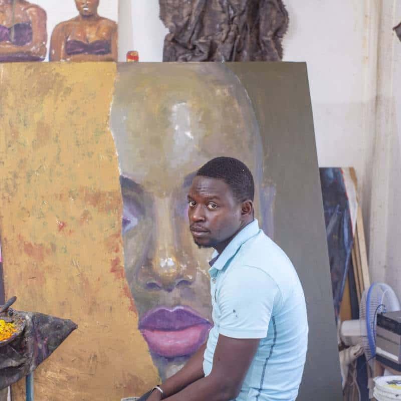Oluwole Omofemi African Art MoMAA