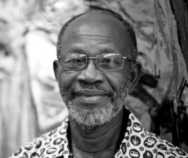 Ablade Glover African Contemporary Artist MoMAA