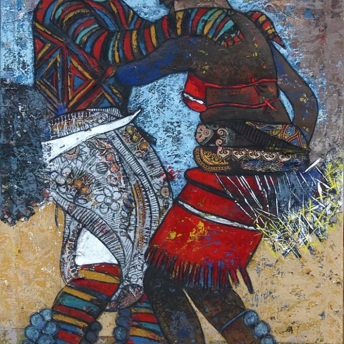 Chilyapa Lwando - Likishi African Contemporary artist MoMAA