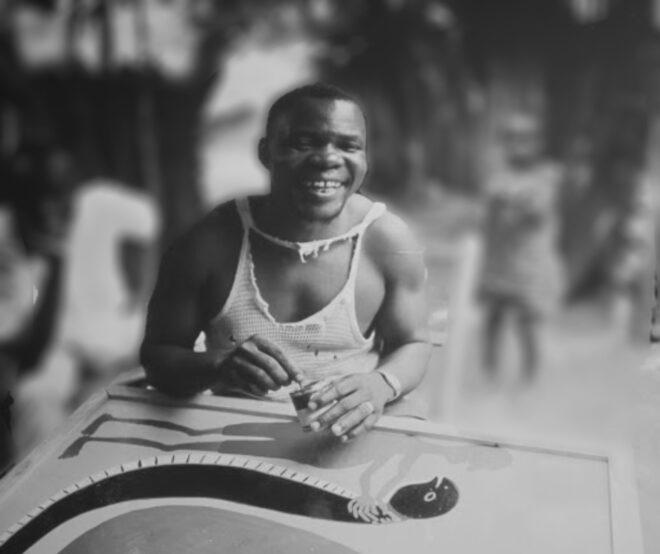 Edward Tingatinga African Contemporary Artist MoMAA