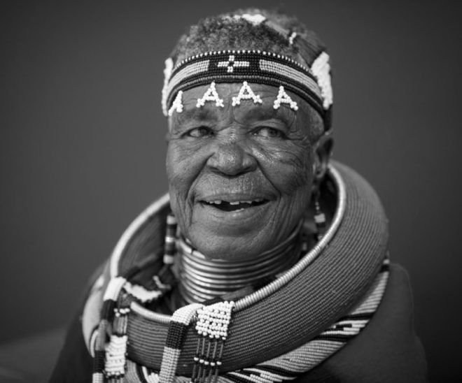 Esther Mahlangu African Contemporary Art MoMAA
