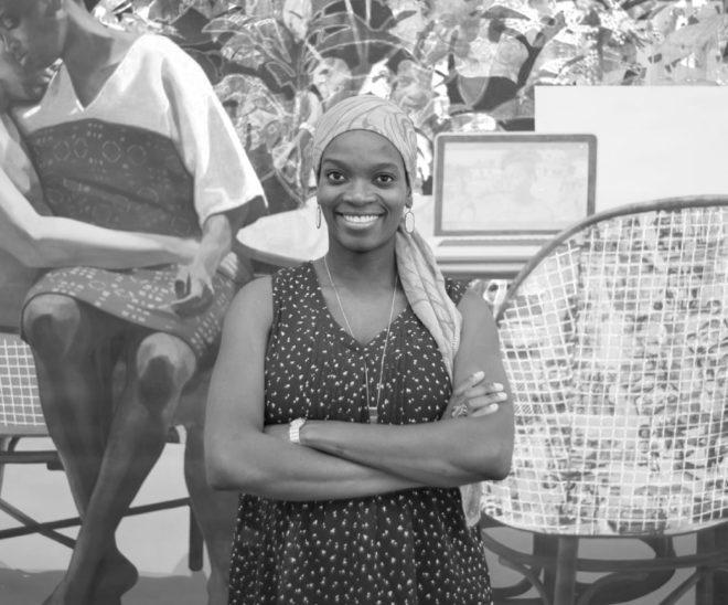 Njideka Akunyili Crosby African contemporary artist MoMAA