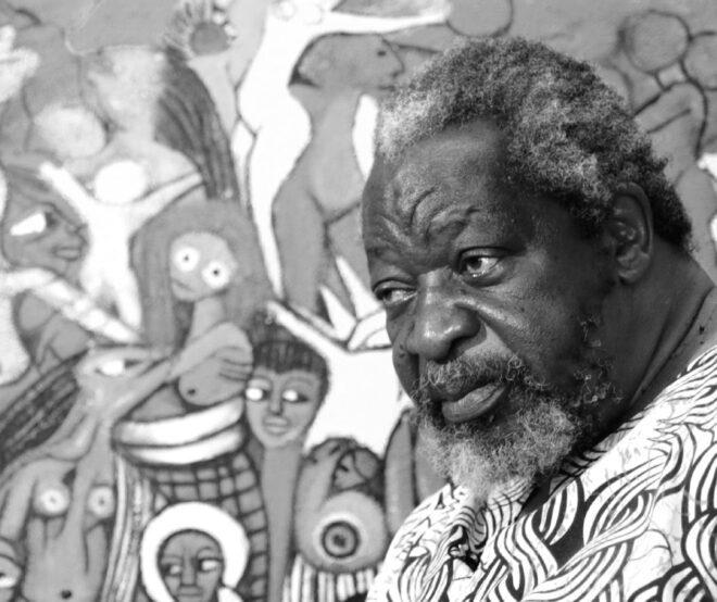 Malangatana Ngwenya African contemporary Artist MoMAA