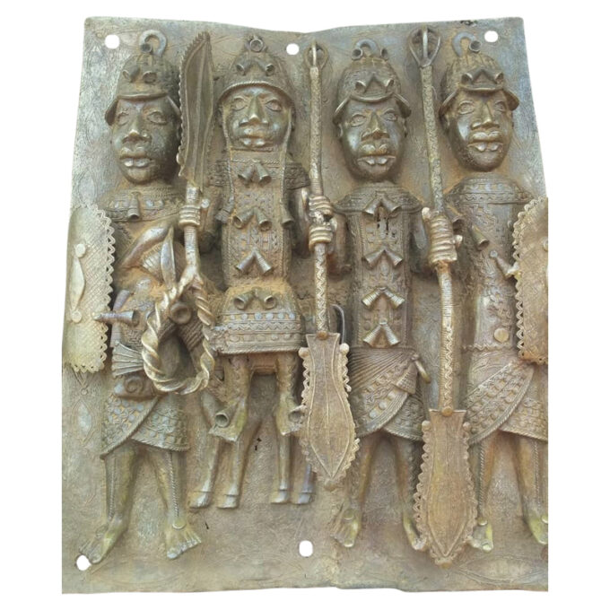 Benin Great Plaque 4