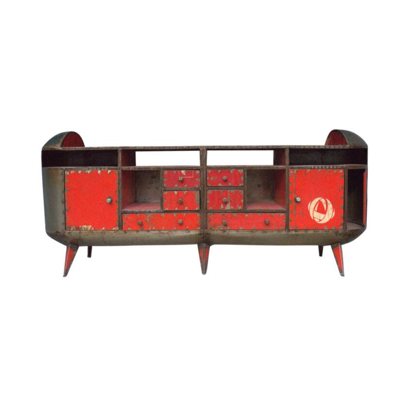 Hamed Ouattara - Luxury TV Furniture (2017)