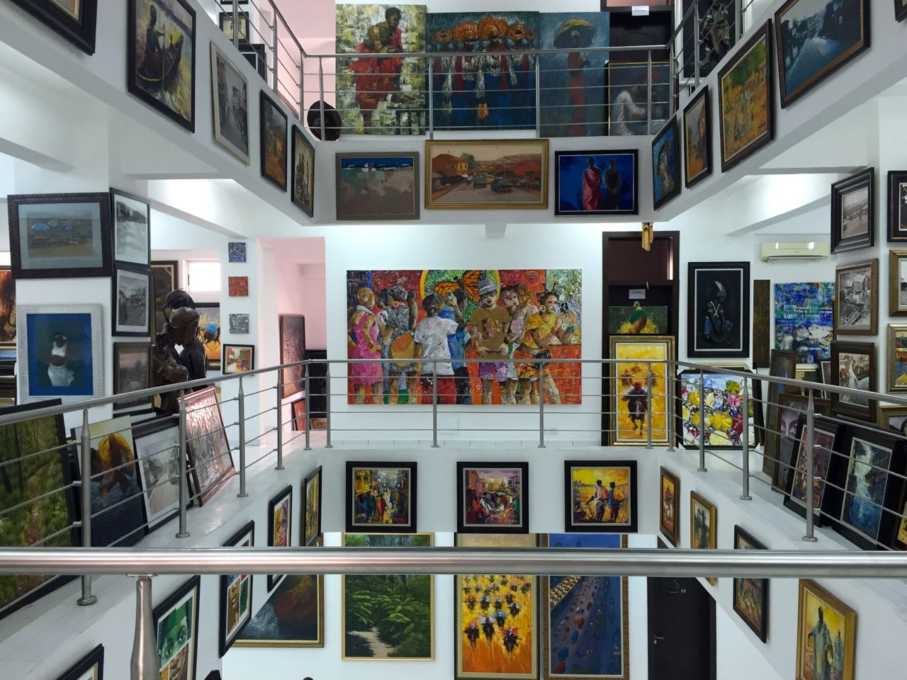 Nigeria launches Art Gallery Aggregator