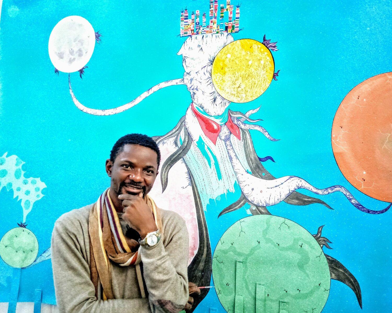 Serge Diakota Mabilama