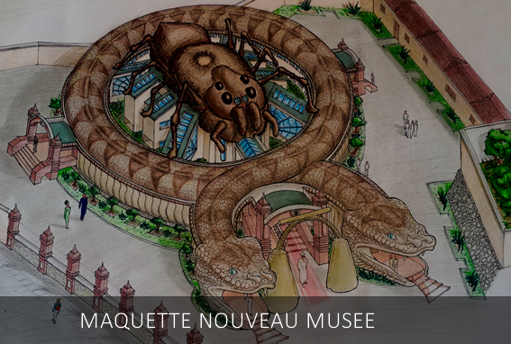 Historic Museum Bamoun Sultanate Cameroon