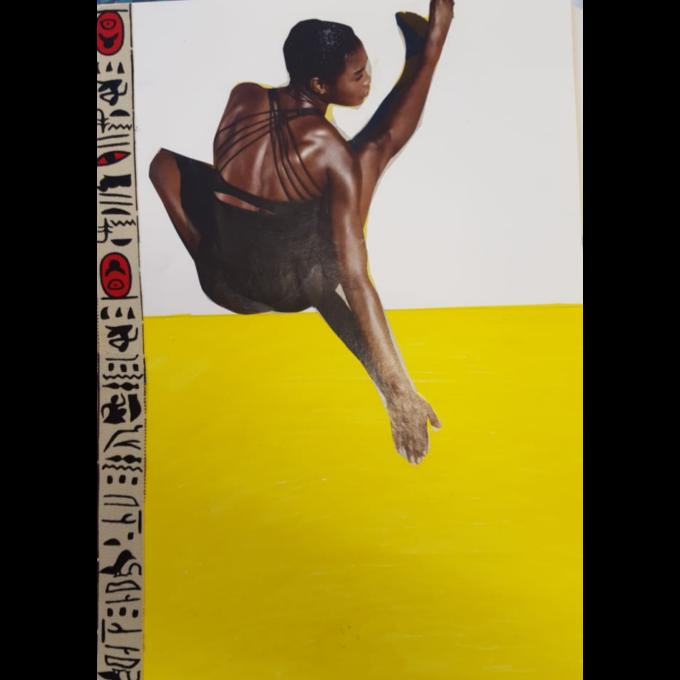 Horcelie Sinda Wa Mbongo - Untitled ii