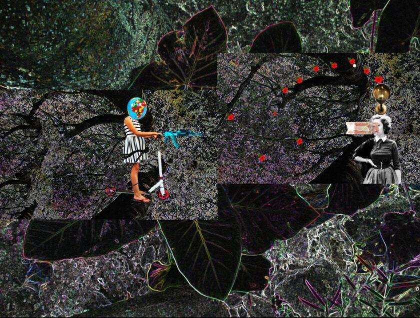 Serge Diama Mabilama - Portrait insolite 2 / Serie : Realities insolites