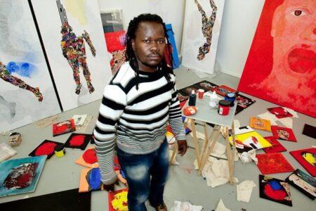From Kinstudio to Congo Biennale - Vitshois Mwilambwe Bondo