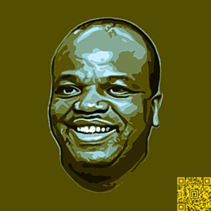 King Mswatti III NFT African Art